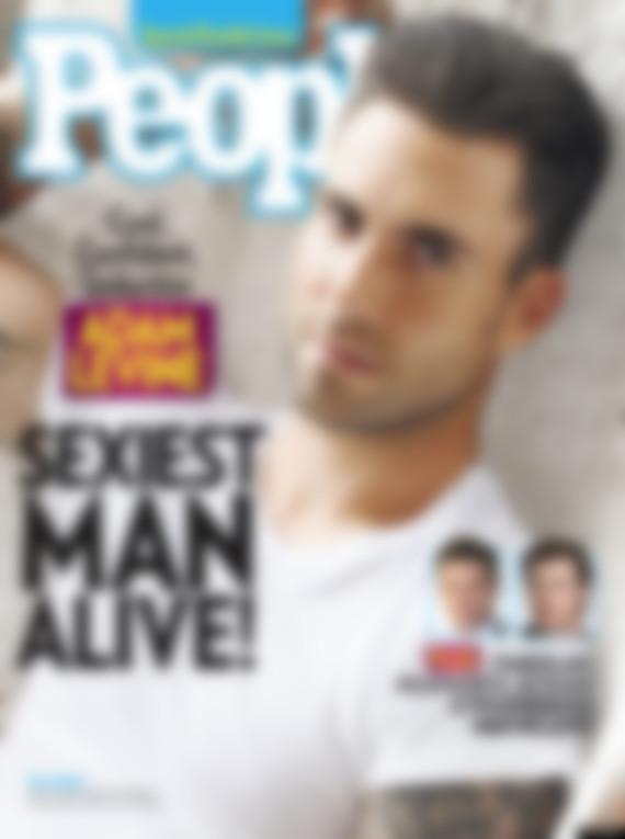 Адама левин самый сексуальный