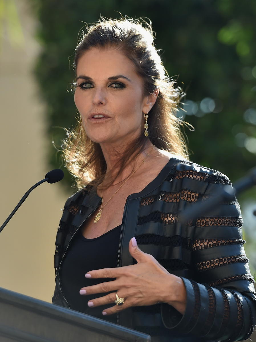Мария Шрайвер: «Совсем недавно женщины не работали»
