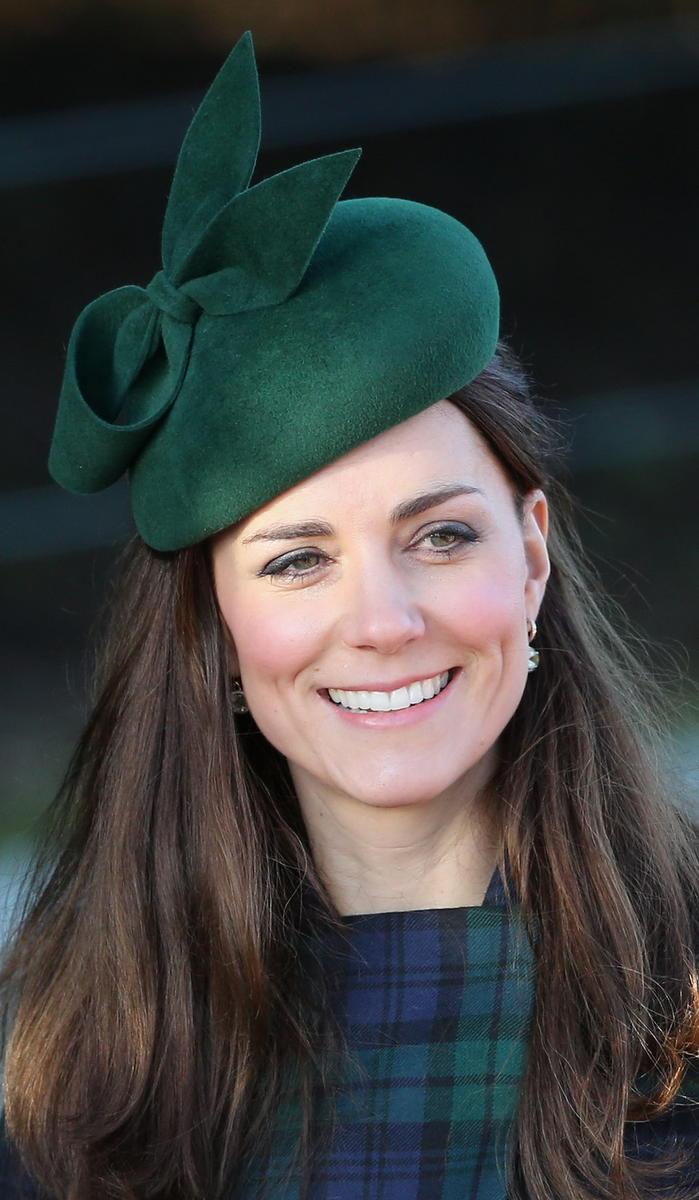 Герцогиня Кэтрин: «Сына не интересуют подарки»