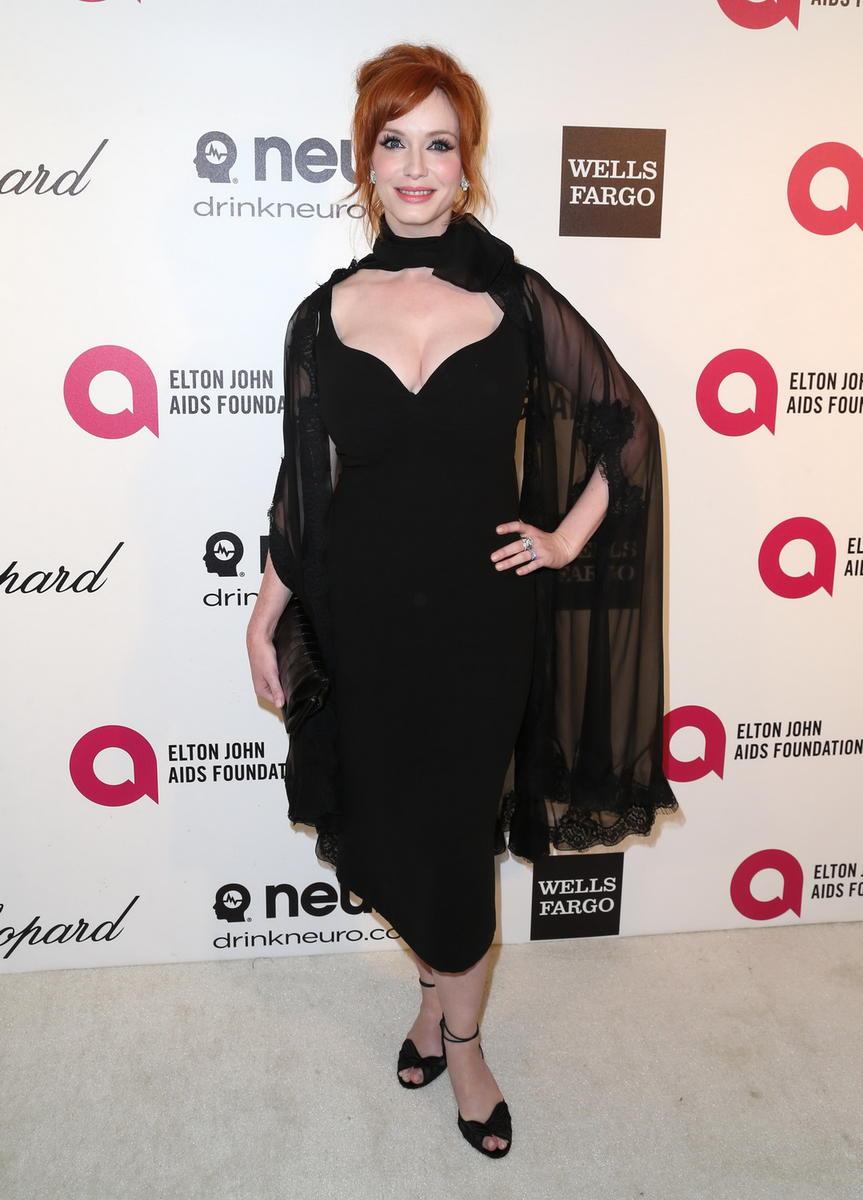 Кристина Хендрикс: «Меня отвергали из-за моей внешности»