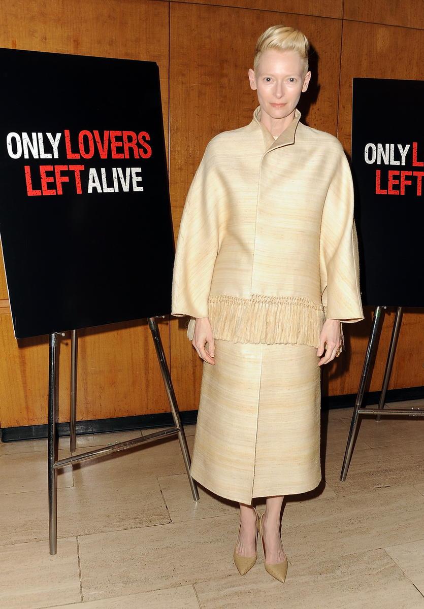 Тильда Суинтон: «Фильм о любви на протяжении столетий»