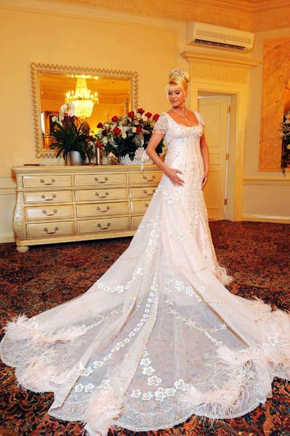 Фото свадебное платье иванки трамп