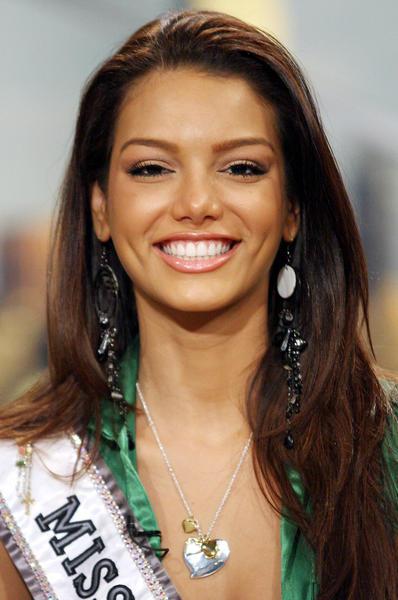 Мисс вселенная 2006 на телешоу