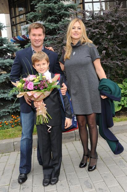 алексей немов фото с женой
