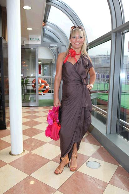 Платье салтыковой