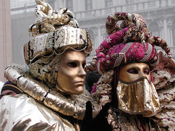 Феерия секс карнавалов