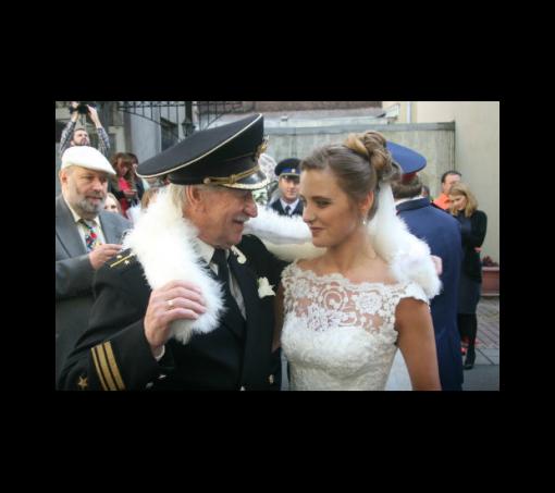 Народный артист РФ Иван Краско женился вчетвёртый раз