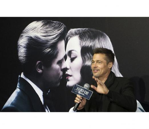 Прошлый супруг Джоли объявил, что думает поработать сПиттом