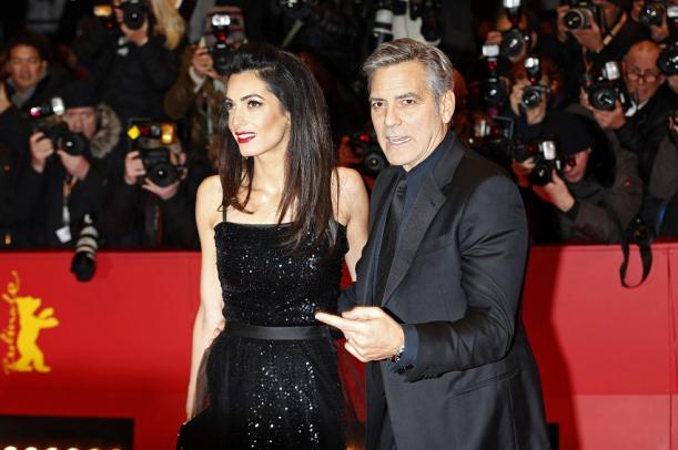 СМИ говорили о разводе артиста Джорджа Клуни