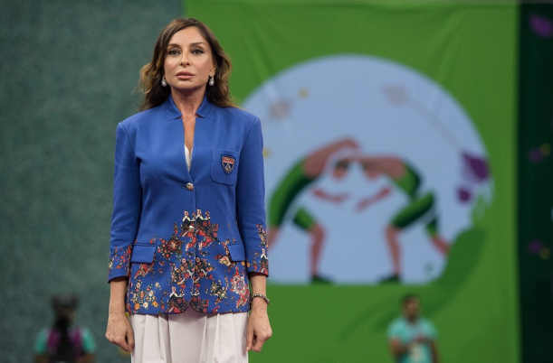 Лидер Азербайджана сделал свою супругу первым вице-президентом