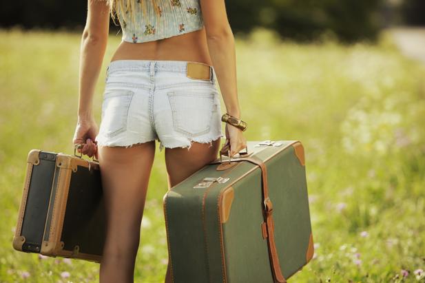 Отношение женщин к путешествиям